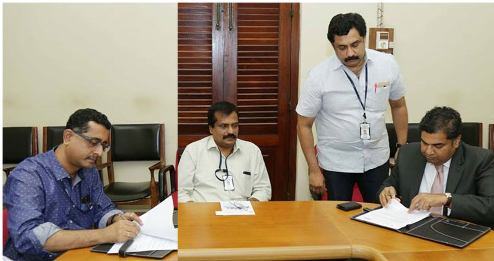 MoU signed between SCTIMST-TIMed and TiE Kerala